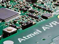 Atmel offers hardware units to setup Atmel Microcontroller Unit Lab